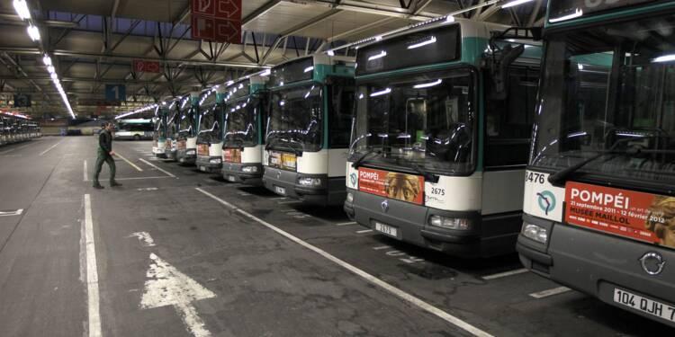 Surprise : la RATP va déployer des bus qui roulent au diesel !