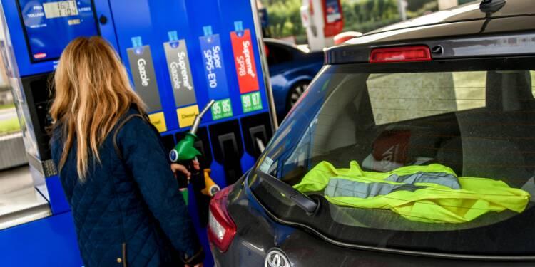 Le prix de l'essence baisse beaucoup moins vite que celui du pétrole