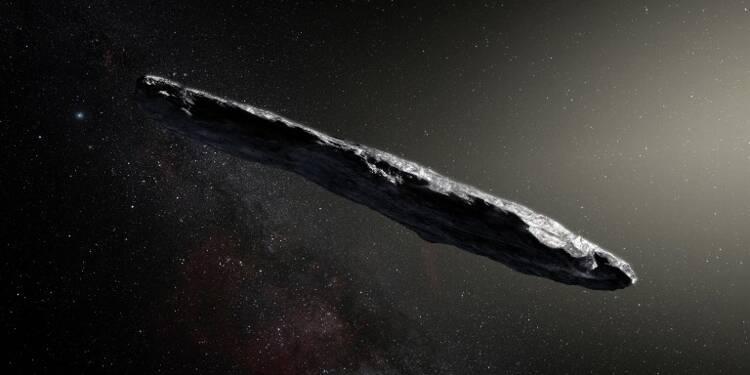 Oumuamua a-t-il vraiment été envoyé par les extra-terrestres ?