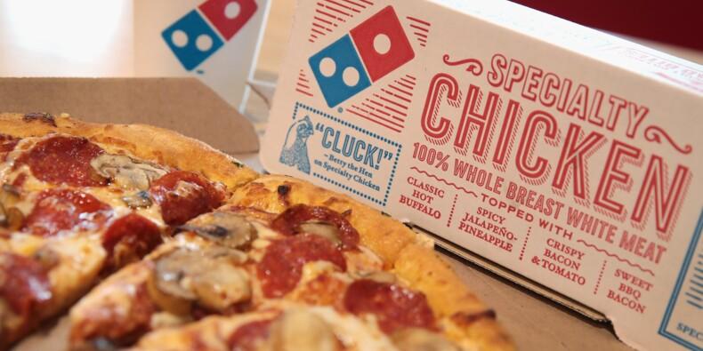 Domino's Pizza victime d'un très mauvais buzz sur les réseaux sociaux
