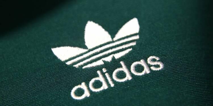 Adidas déçoit avec sa nouvelle prévision de ventes annuelles