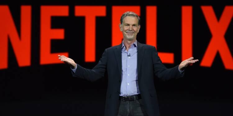 Netflix : comment Reed Hastings est devenu le king du streaming