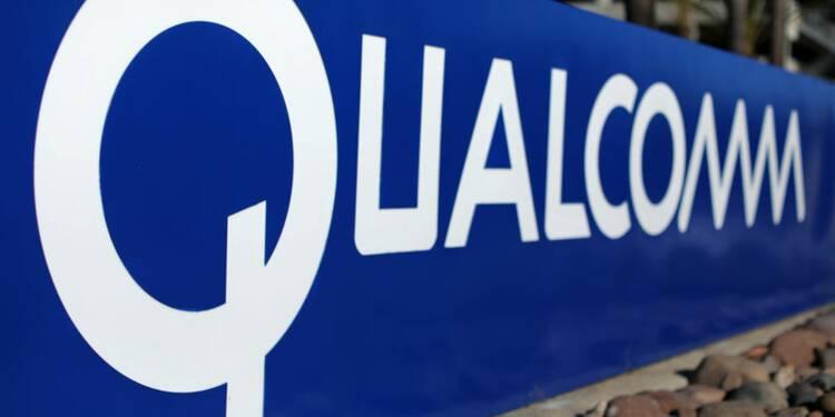 Qualcomm souffre sans Apple, l'action chute
