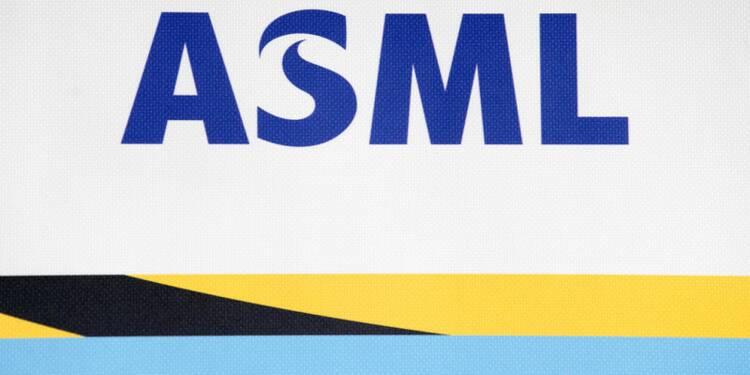 ASML relève ses prévisions de chiffre d'affaires pour 2020 et au-delà