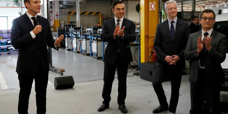 France: Renault produira 2 nouveaux fourgons Nissan et Mitsubishi