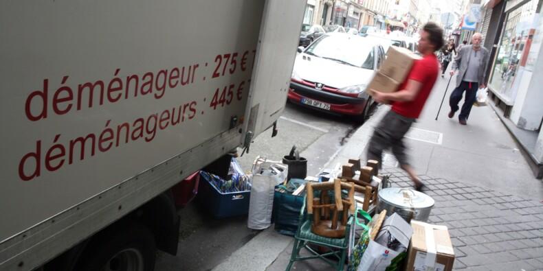 Cette décision de la Ville de Paris qui devrait faire déraper le prix des déménagements