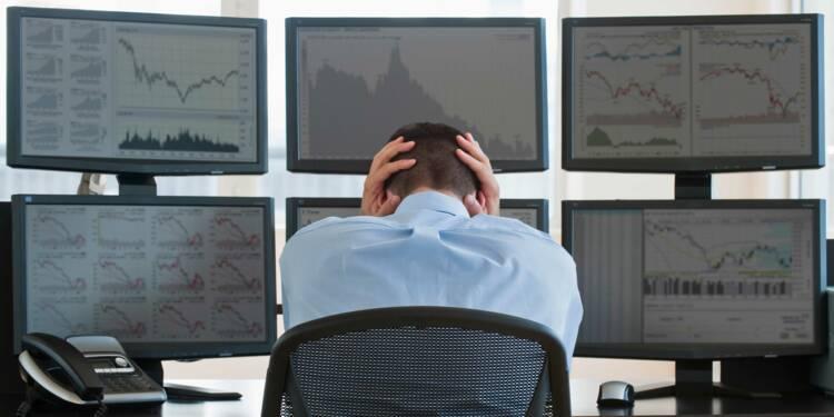 10 graphiques inquiétants pour l'économie mondiale
