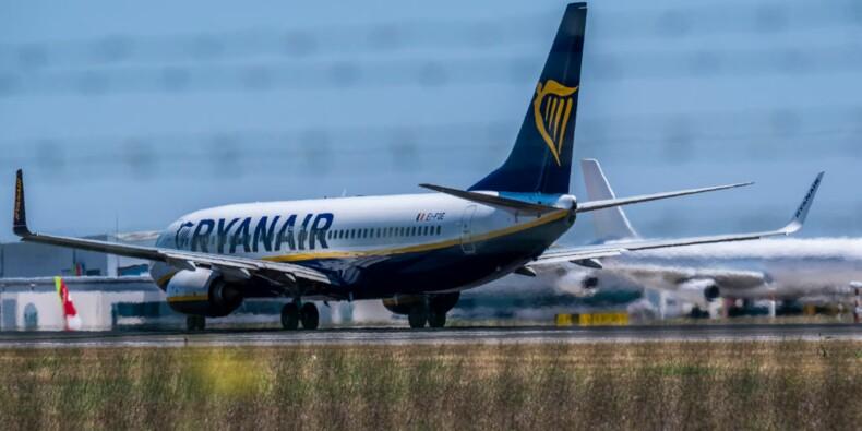 Un avion Ryanair bloqué au sol par le département de Charente