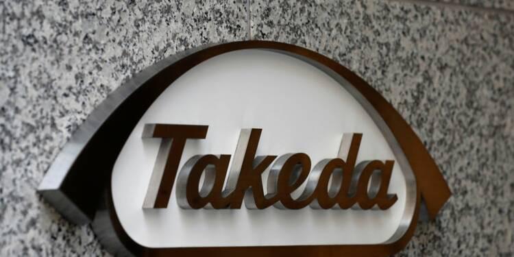 L'UE va approuver le rachat de Shire par Takeda