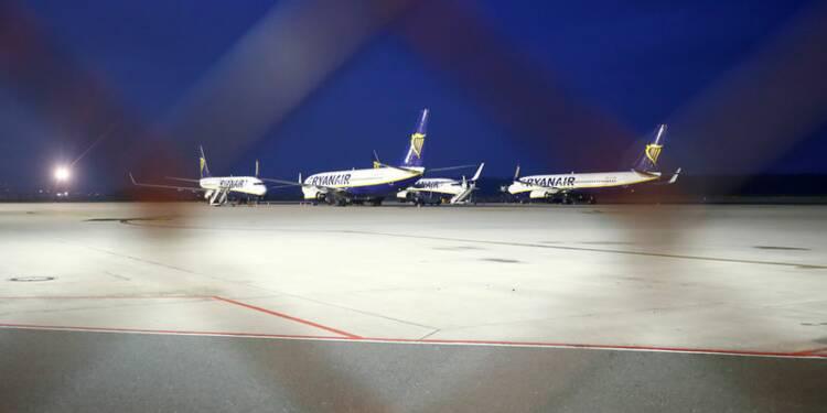 Un avion Ryanair saisi à Bordeaux pour des aides illégales