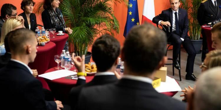 Macron confirme vouloir le bonus-malus sur les contrats courts