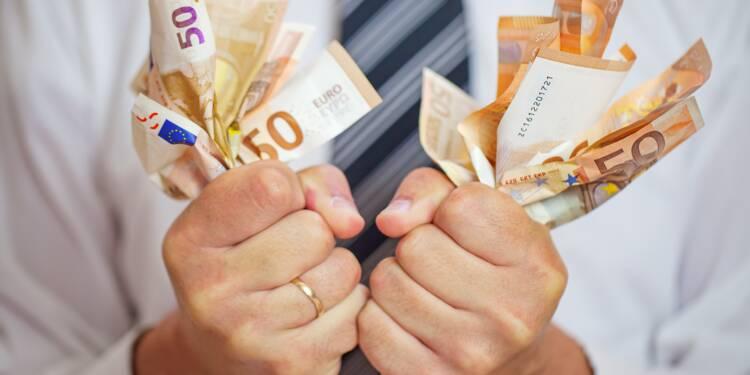 Noël avant l'heure : des employés belges touchent 30.000 euros de prime par erreur