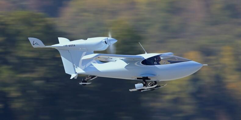 L'Akoya, l'avion révolutionnaire français, bientôt en production grâce aux investisseurs particuliers