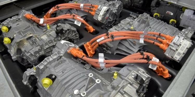 Volkswagen prêt à produire 50 millions de véhicules électriques