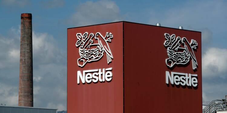 Nestlé se renforce au capital de la biotech US Aimmune