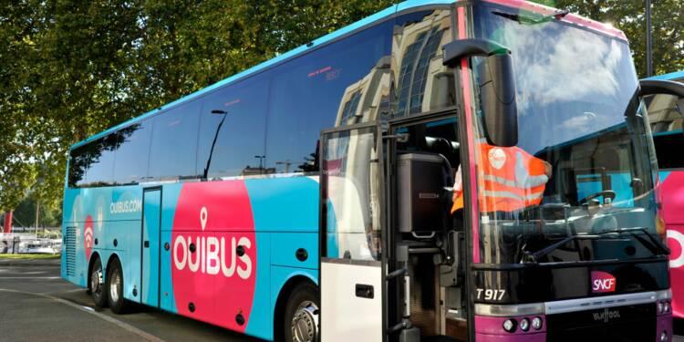 La SNCF cède à BlaBlaCar Ouibus, sa filiale mal en point.
