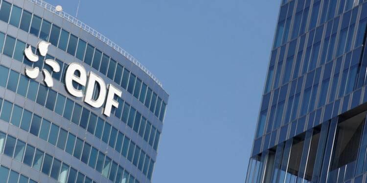 EDF: Hydraulique et nucléaire tirent les ventes sur neuf mois