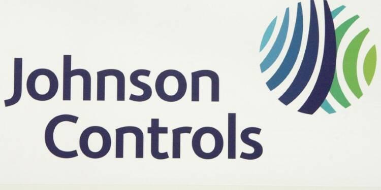 Johnson Controls vend ses batteries à Brookfield pour 13,2 milliards de dollars