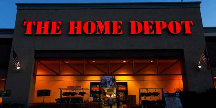 Home Depot profite des tensions sur le marché immobilier US