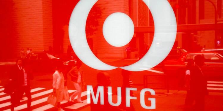 MUFG relève sa prévision, bénéfice en légère baisse au 2e trimestre