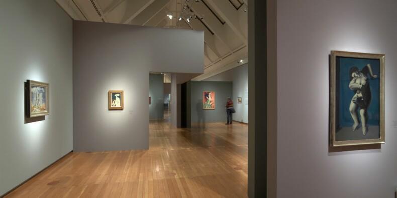 Un tableau de Magritte bat tous les records lors d'une vente aux enchères