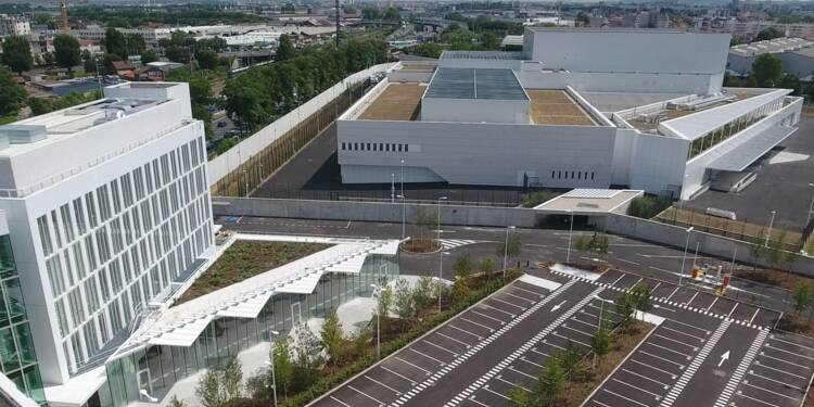 Stockage de billets, béton armé et technologies de pointe… Découvrez le nouveau coffre-fort de la Banque de France à La Courneuve