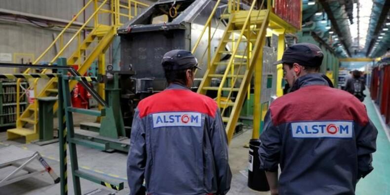 Alstom: Carnet de commandes record avant la fusion avec Siemens