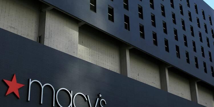 Macy's relève sa prévision de bénéfice annuel