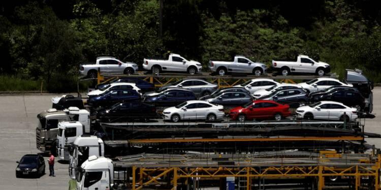 Le marché automobile européen a reculé de 7,4% en octobre