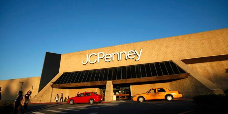 J.C Penney abaisse son objectif annuel de chiffre d'affaires, le titre chute