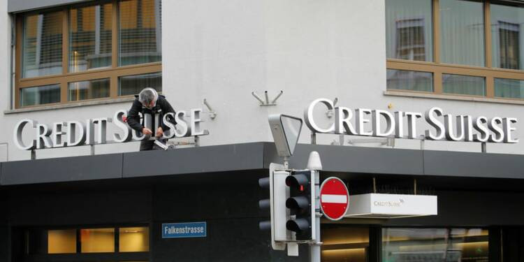 Credit Suisse dément une nouvelle vague de suppressions de postes
