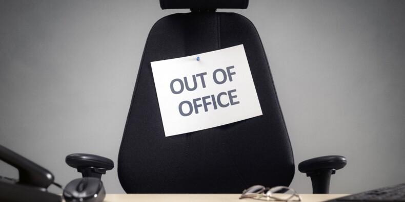 """Le jargon du bureau : """"out of office"""""""