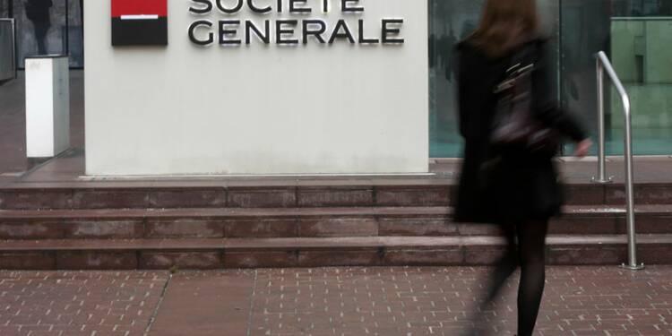 La SocGen a provisionné environ 1,2 milliard d'euros pour son litige américain