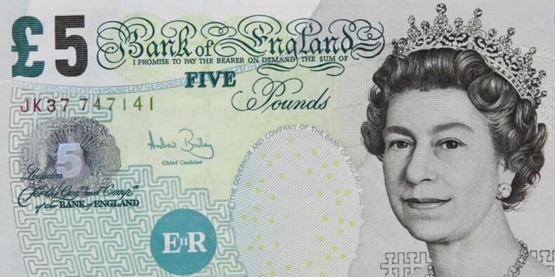 La livre Sterling s'effondrerait en cas de Brexit sans accord, s'alarme la Banque d'Angleterre