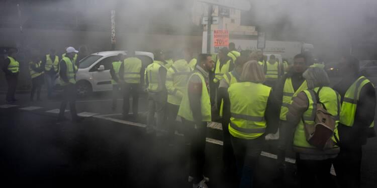 """""""Gilets jaunes"""" : une personne décède en Savoie, renversée par un véhicule"""