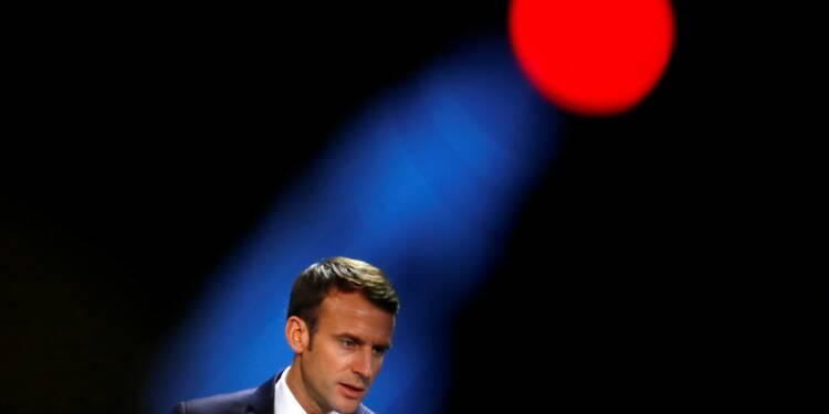 L'Etat vigilant sur la stabilité de Renault et de l'alliance, dit Macron