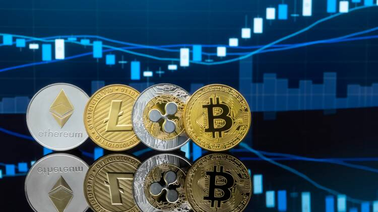Cryptomonnaies : le XRP de Ripple s'installe à la deuxième place mondiale