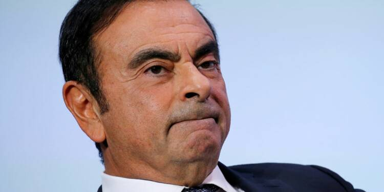 Le président de Nissan Carlos Ghosn a été arrêté