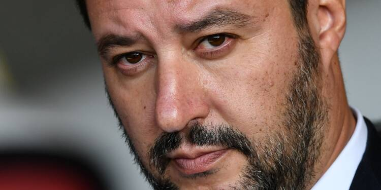 Budget de l'Italie: Salvini prend la mouche
