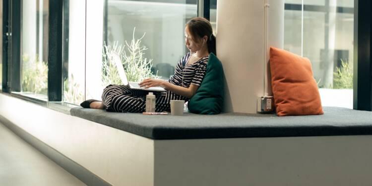 """Le """"flex office"""", ou quand les salariés n'ont plus de bureau fixe"""