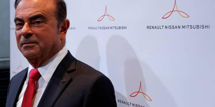 Nissan élargit l'enquête sur Ghosn à l'alliance avec Renault