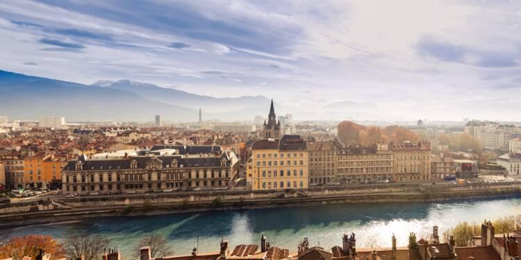 Grenoble se positionne à la première place du baromètre meilleurtaux et jobijoba pour l'accès au logement