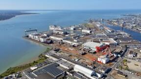 250 ouvriers disparaissent des chantiers navals de Saint-Nazaire