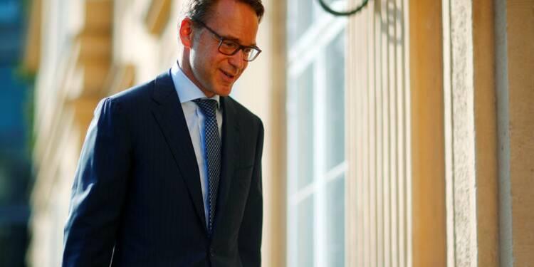 BCE: La normalisation prendra plusieurs années, dit Weidmann
