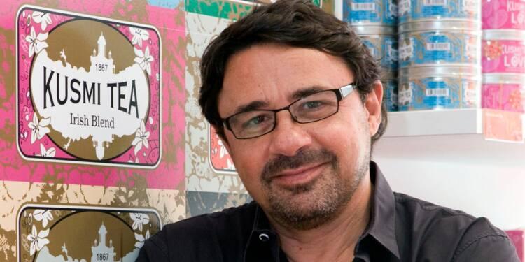 Le LinkedIn de Sylvain Orebi, le patron de Kusmi Tea