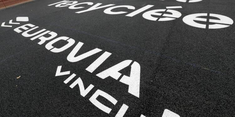 Eurovia (groupe Vinci) veut porter sa marge à au moins 4% en 2019
