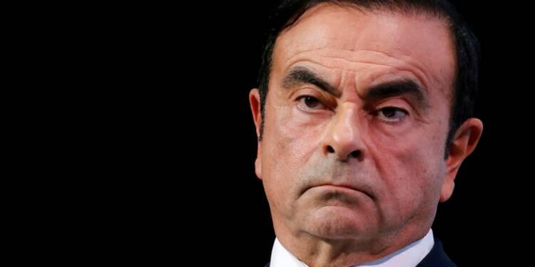 Carlos Ghosn maintenu en détention pour 10 jours, rapporte Kyodo