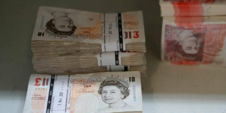 Grande-Bretagne: Déficit budgétaire bien plus élevé que prévu en octobre