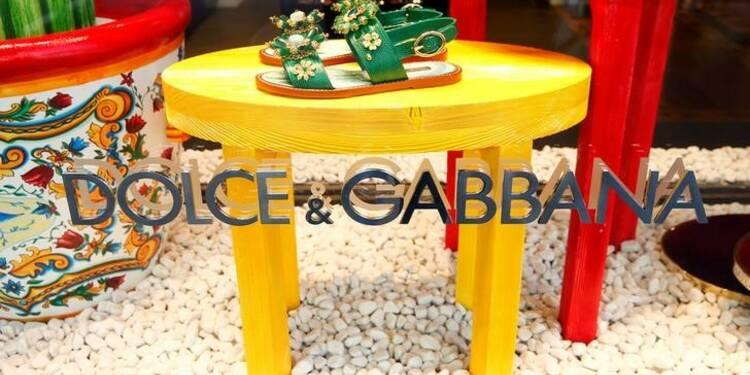 Dolce & Gabbana annule son défilé à Shanghaï après une polémique