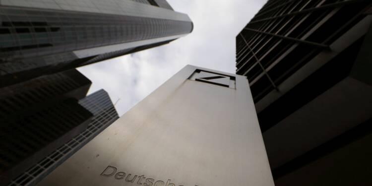 Deutsche Bank dit n'avoir qu'un rôle secondaire dans le scandale Danske